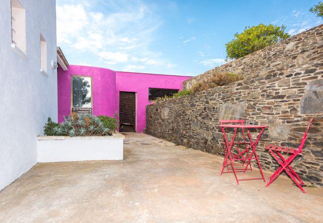 Huis in Cadaques - ICADVR01- CASA CON ENCANTO