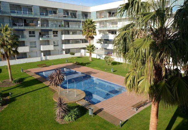 Appartement in Rosas / Roses - ISAR02-APARTAMENTO EN SANTA MARGARITA