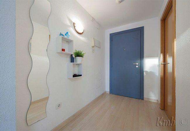 Appartement in Rosas / Roses - ISAR11-APARTAMENTO 4 PAX CON PISCINA