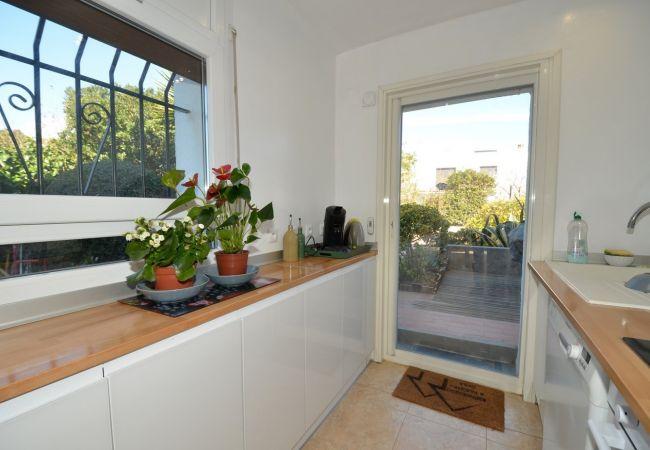 Huis in Rosas / Roses - IRVR05 - Casa 8 pax  cerca de la playa