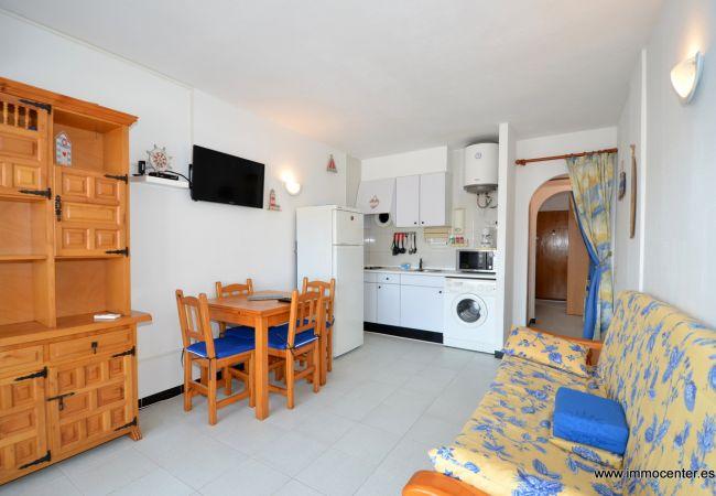 Appartement in Rosas / Roses - ISAR21- Apartamento con vista a los canales