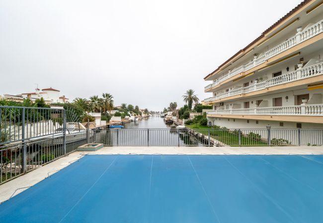 Appartement in Empuriabrava - ILA26 FRESER 27