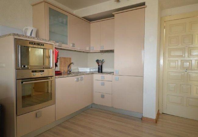 Appartement in Rosas / Roses - ISAR25-Apartamento con piscina comunitaria